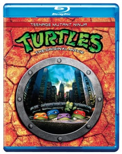 Teenage Mutant Ninja Turtles (Blu-ray Disc)