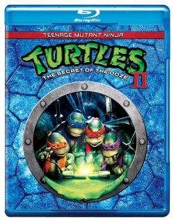 Teenage Mutant Ninja Turtles II (Blu-ray Disc)