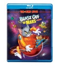 Tom And Jerry: Blast Off To Mars (Blu-ray Disc)