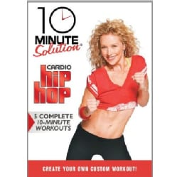 10 Minute Solution: Cardio Hip Hop (DVD)