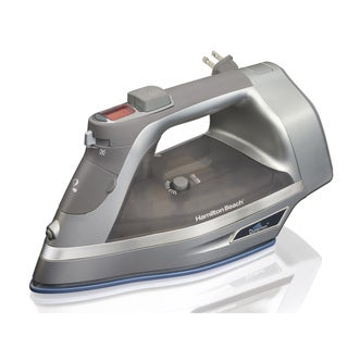 Hamilton Beach Durathon Digital Iron with Nonstick Soleplate