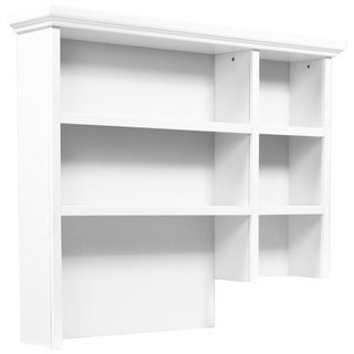 DaVinci White Hutch for Combo Dresser (M4759 or M5599)