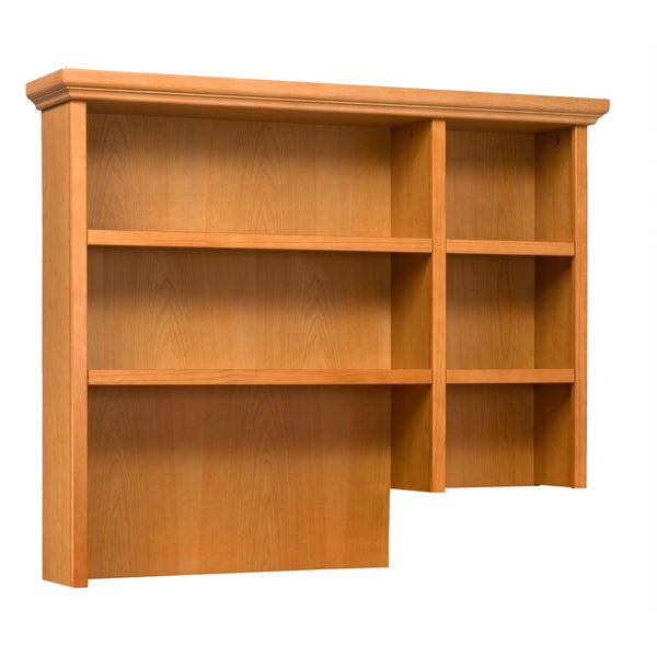 DaVinci Honey Oak Hutch for Combo Dresser