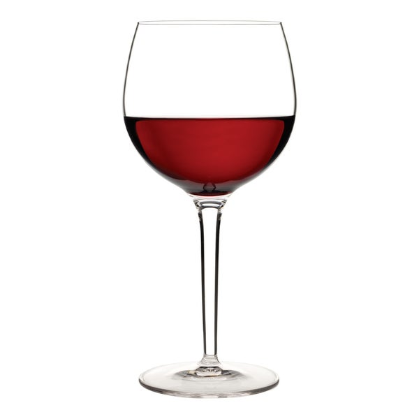 Luigi Bormioli Roma Burgundy Wine Glasses (Set of 4)