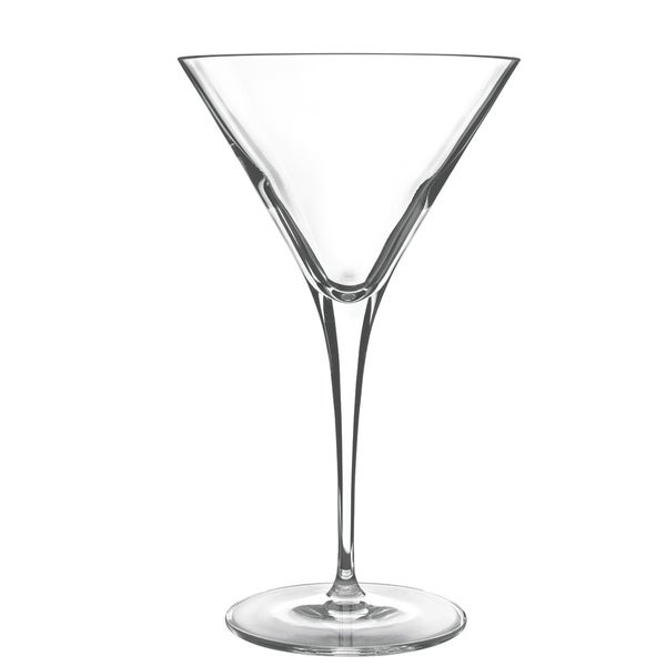Luigi Bormioli Allegro 10-ounce Martini Glasses (Set of 4)