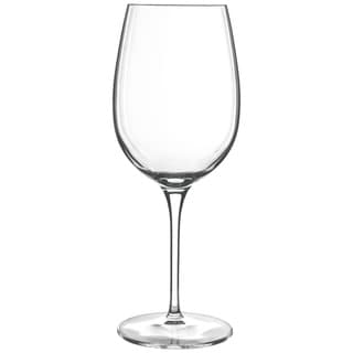 Luigi Bormioli Allegro 20-ounce Bordeaux Wine Glasses (Set of 4)