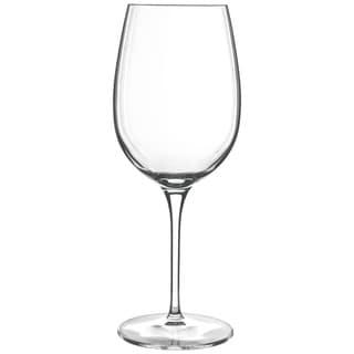 Luigi Bormioli Allegro 20-ounce Bordeaux Wine Glasses (Set of 4)