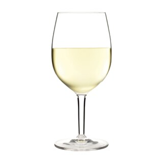 Luigi Bormioli Roma 12.5-ounce Chardonnay Wine Glasses (Set of 4)