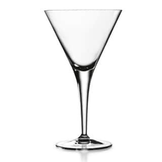 Luigi Bormioli Roma 7.5-ounce Martini Glasses (Set of 4)