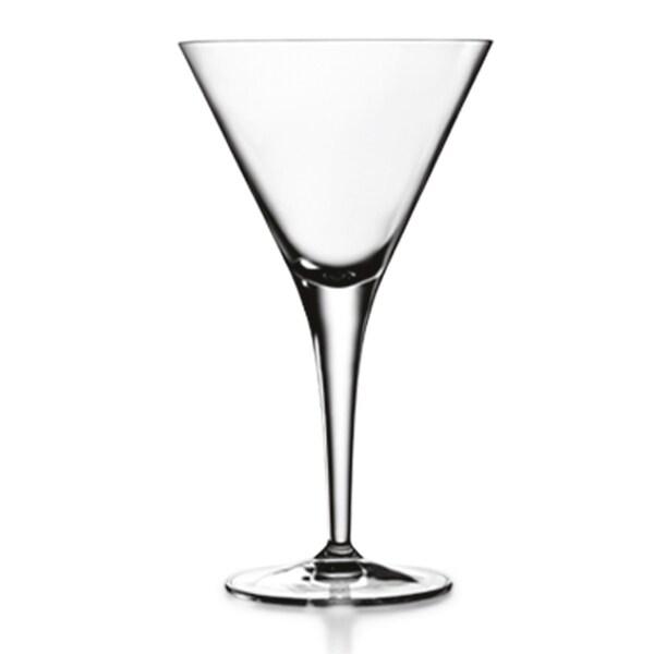 Luigi Bormioli Roma 7.5-ounce Martini Glasses (Set of 4)