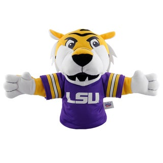 Bleacher Creatures LSU Tigers 'Mike the Tiger' Mascot Hand Puppet