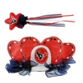 Bleacher Creatures Houston Texans Tiara Wand Set