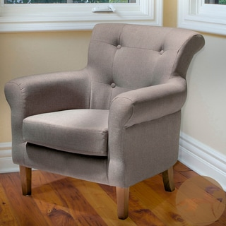 Christopher Knight Home Bardow Grey Fabric Chair