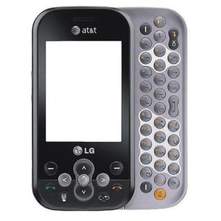 LG Neon GT365 GSM Unlocked QWERTY Cell Phone