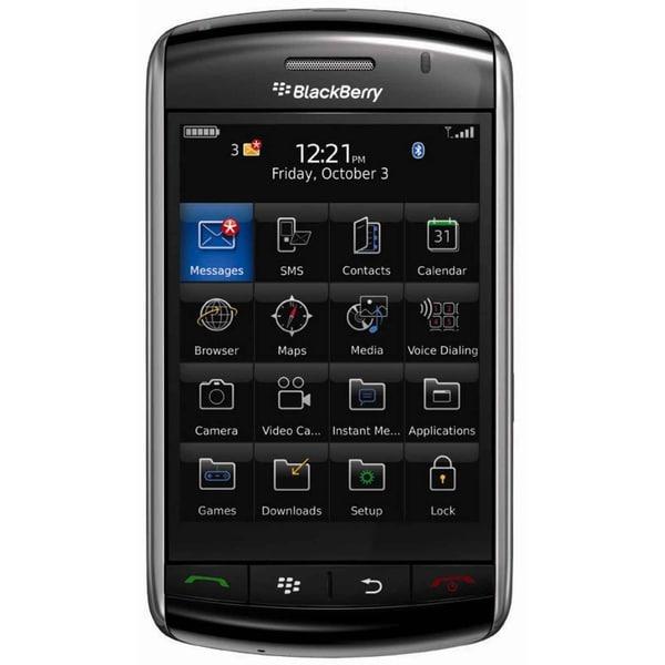 Blackberry Storm 9530 GSM Unlocked Touchscreen Phone