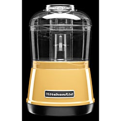 KitchenAid KFC3511MY Majestic Yellow 3.5-cup Food Chopper