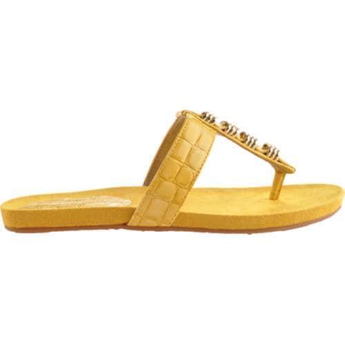 Women's Bandolino Shakethat Yellow