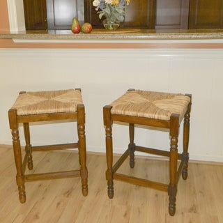 24 inch Chestnut Morgan Counter Stool