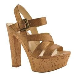 Women's Enzo Angiolini Danicio Bronze Leather