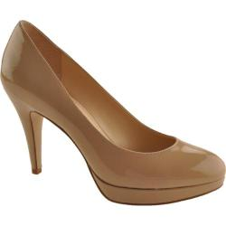 Women's Enzo Angiolini Dixy Natural Patent Leather