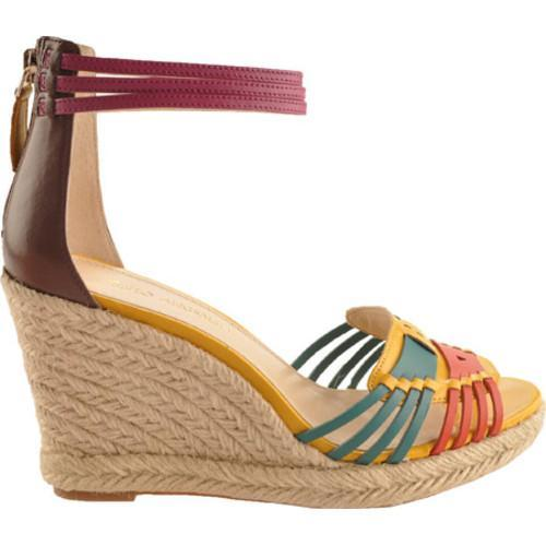 Women's Enzo Angiolini Falera Dark Yellow Multi Synthetic