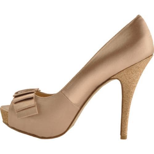 Women's Enzo Angiolini Saniano Tan Satin