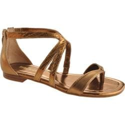 Women's Enzo Angiolini Topaza Bronze Multi Synthetic