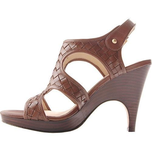 Women's Joan & David Acosta Dark Brown Leather