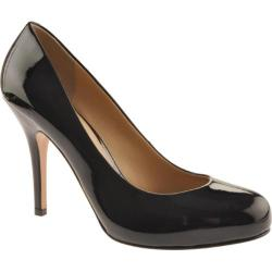 Women's Joan & David Erina Black Patent