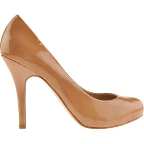Women's Joan & David Erina Light Natural Patent