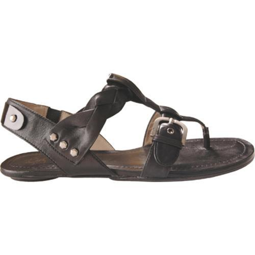 Women's Joan & David Gilmora Black Leather