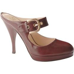 Women's Joan & David Jari Dark Brown Leather