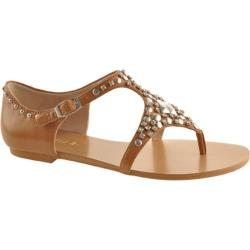 Women's Joan & David Kath Natural Leather