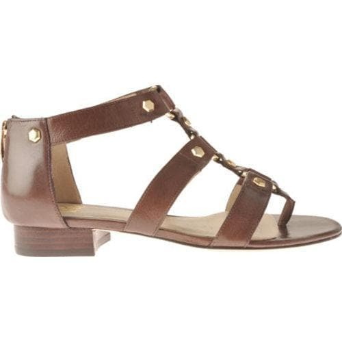 Women's Joan & David Nellis Dark Brown Leather