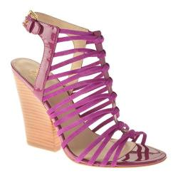 Women's Joan & David Victoria Purple/Purple Suede