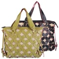 Hailey Jeans Co. Faux Leather Studded Rococo Shopper Bag