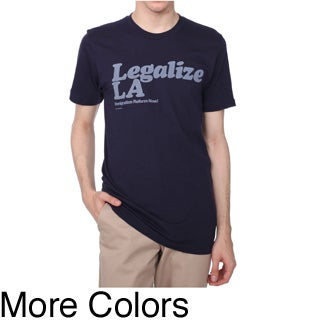 American Apparel Men's Legalize LA T-Shirt