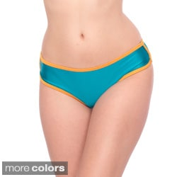 American Apparel Women's Nylon Tricot Swim Bikini Bottom