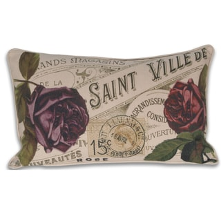 French Rosse Saint Villa Pillow