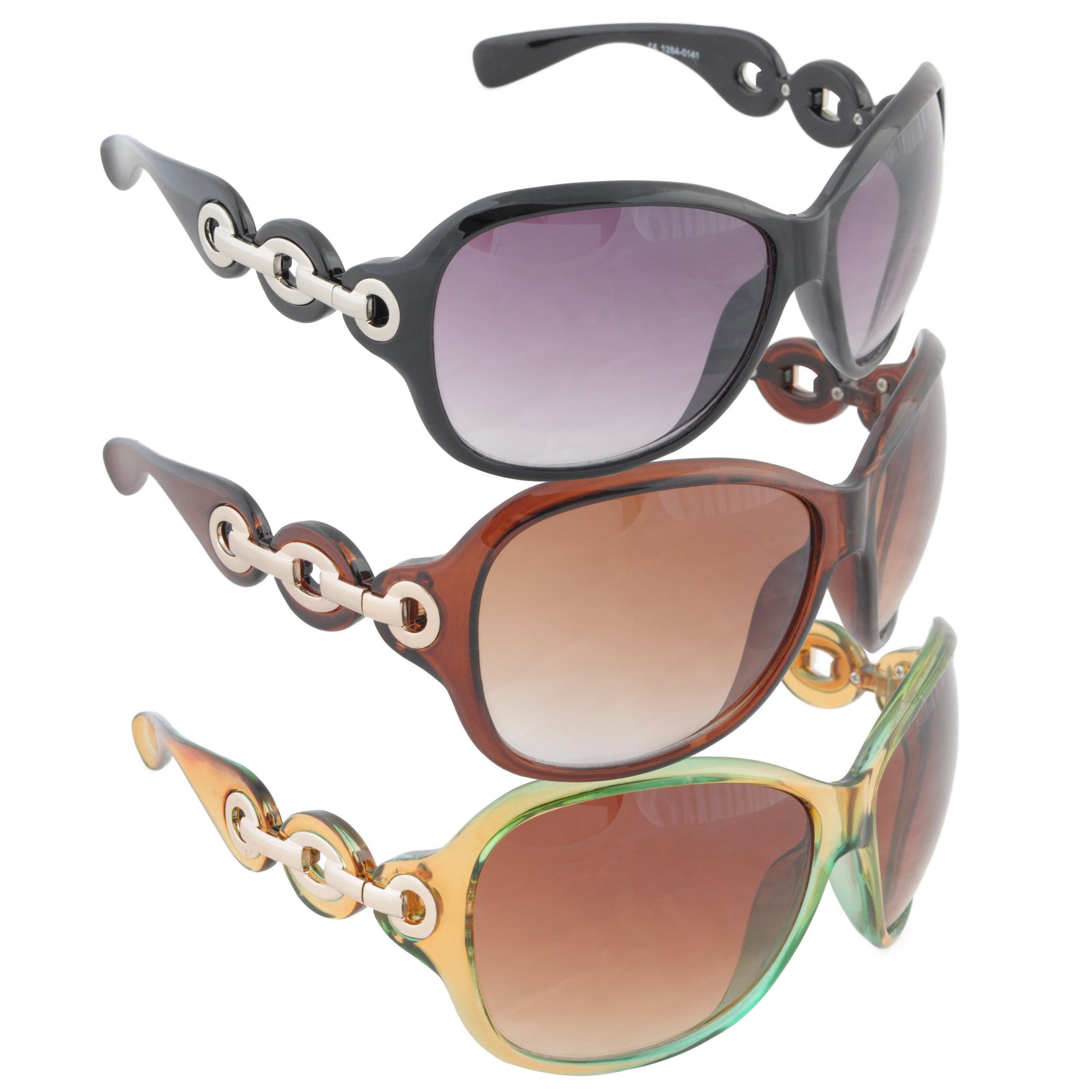 Adi Designs Women's Oversize Sunglasses