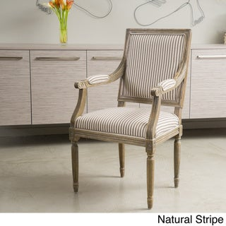 Christopher Knight Home Madison Fabric Arm Chair