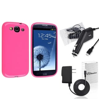BasAcc Case/ Travel/ Car Charger for Samsung� Galaxy S3