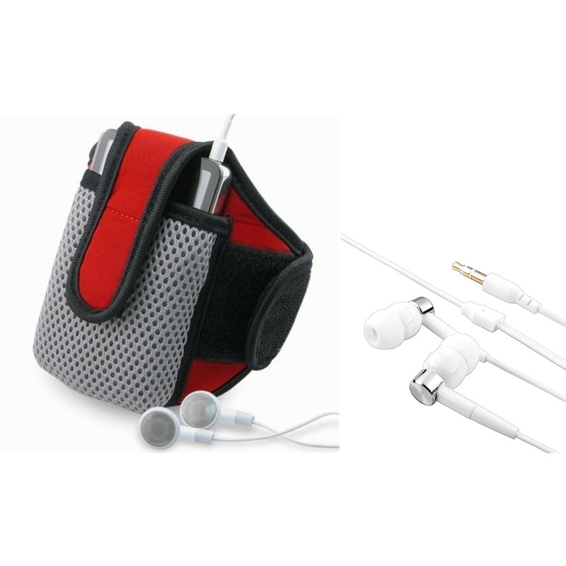 INSTEN Headset/ SportBand for Apple iPod Touch 4th Generation