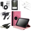 BasAcc Case/ Charger/ Headset/ Protector/ Cable for Amazon Kindle Fire