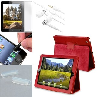 BasAcc Case/ Headset/ Protector/ Plug/ Stylus for Apple iPad 2