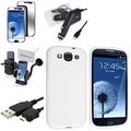 BasAcc Case/ Protector/ Charger/ Mount for Samsung Galaxy S III/ S3