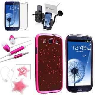 BasAcc Case/ Protector/ Headset/ Mount for Samsung Galaxy S III/ S3