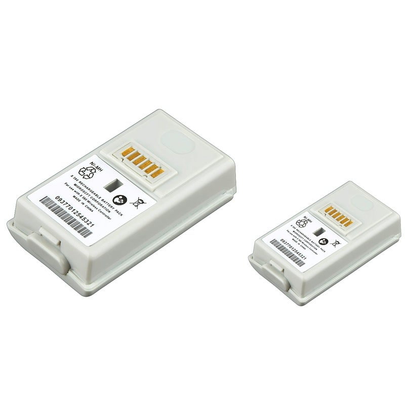 BasAcc Rechargeable Battery Compatible with Microsoft xBox 36
