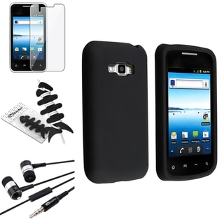 BasAcc Case/ LCD Protector/ Headset/ Wrap for LG Optimus Elite LS696