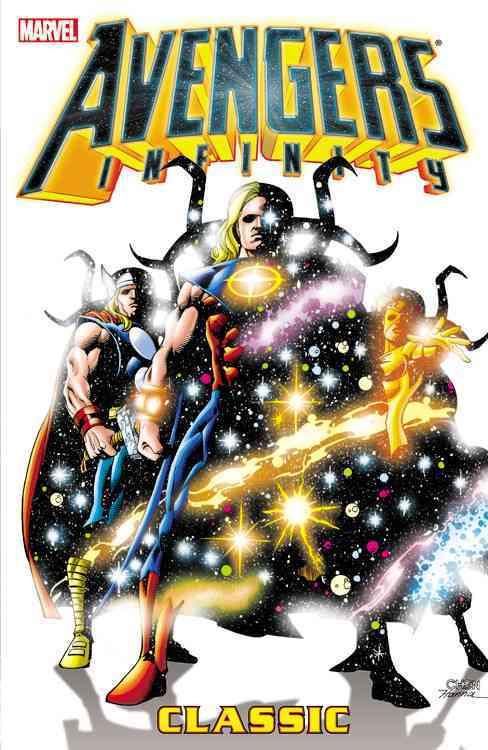 Avengers Infinity Classic (Paperback)